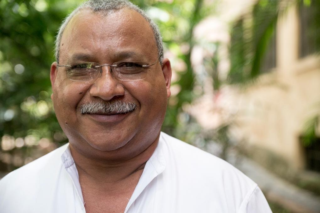 Rafto Laureate 2015 Padre Melo.